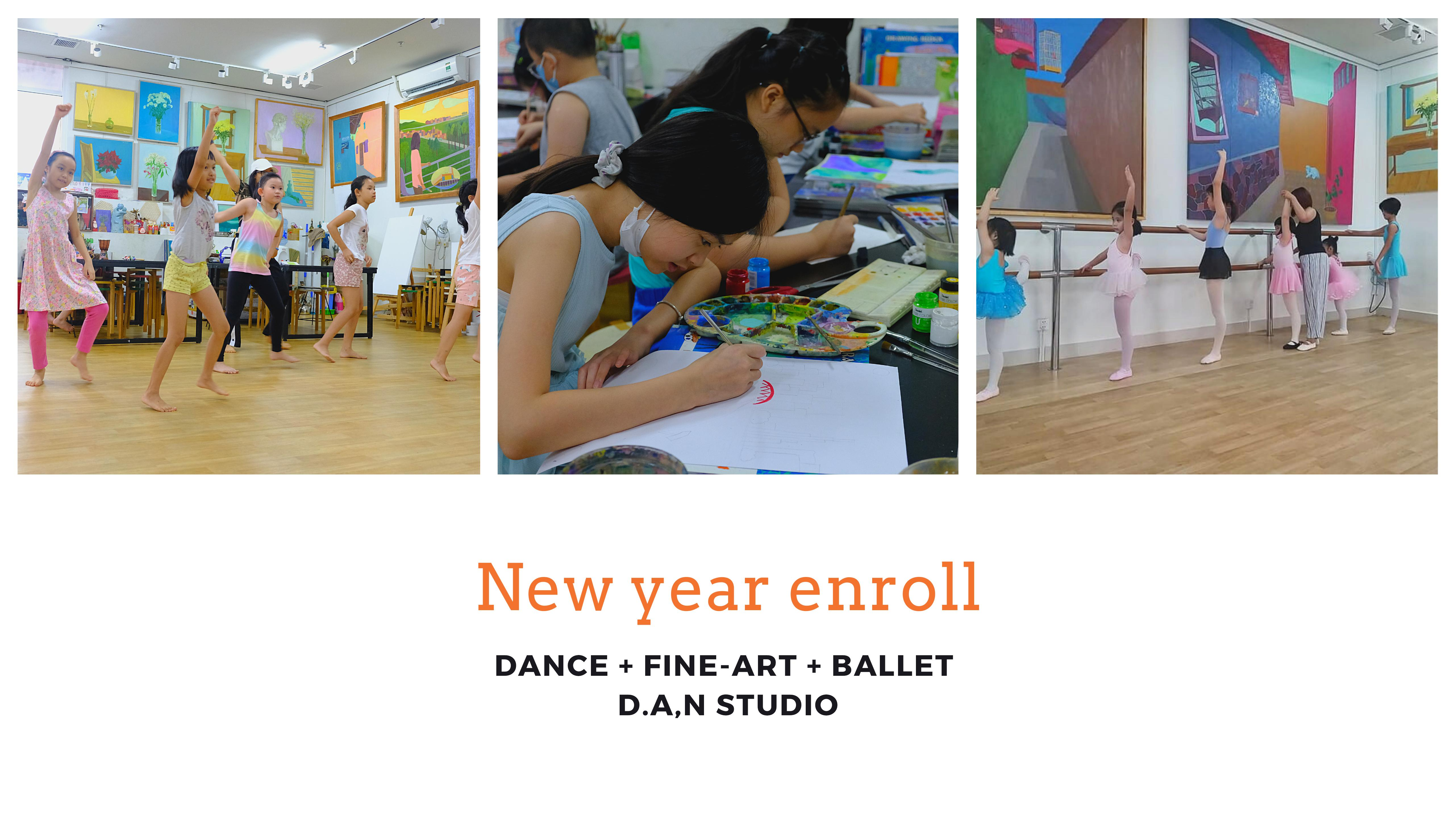 New year enroll